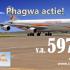 Phagwa actie naar Suriname €597,- All-in*