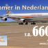 Paramaribo naar Amsterdam vanaf €660