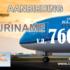 KLM Actie Suriname vanaf €760,- All-in*