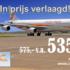Nu nog goedkoper: Suriname va €535,- incl 2x25kg bagage